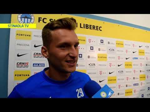 Rozhovory po utkání v Liberci a před zápasem s Mladou Boleslaví (14.9.2019)