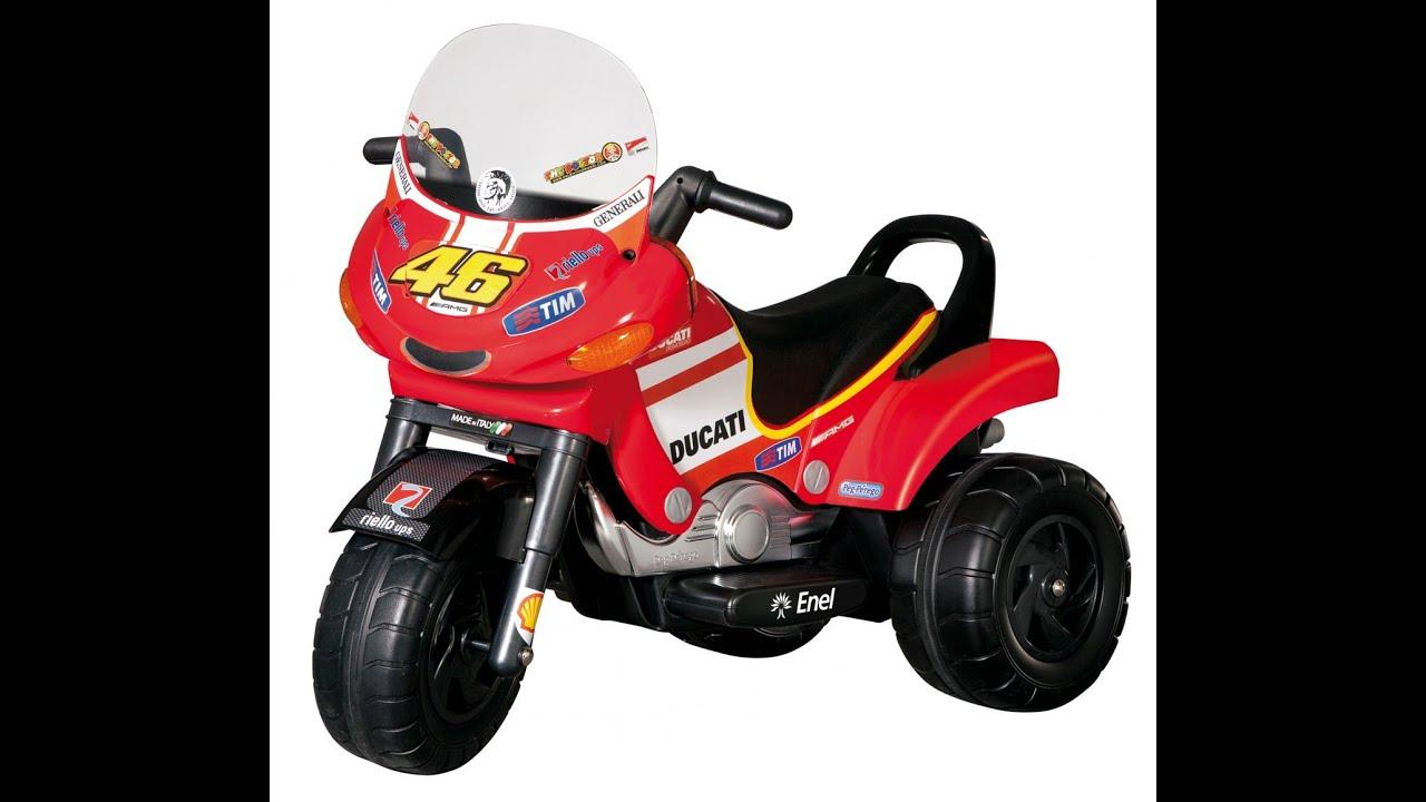 Детский мотоцикл на аккумуляторе своими руками