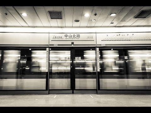 Xizi Otis Supplies Shanghai Metro Line