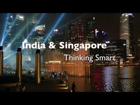 India and Singapore: Thinking Smart