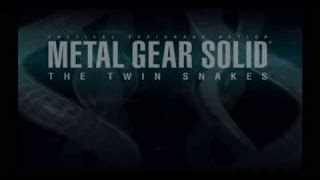 GameCube Longplay [004] Metal Gear Solid_ The Twin Snakes (Part 1 of 4)