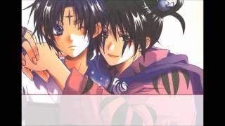 Abarero - Be Curel - Jakotsu and Bankotsu