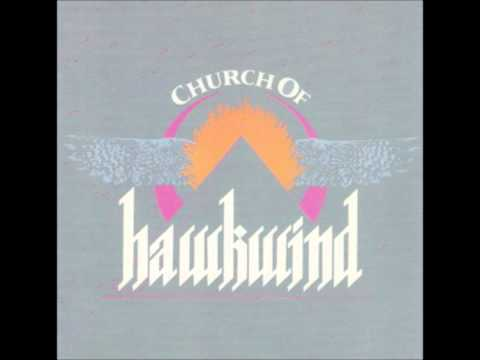 Hawkwind - Fall of Earth City