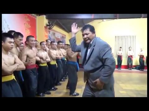 Кунг Фу Мастер | Настоящий Кунг Фу Сенсей