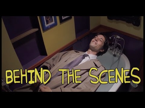 Inception Trailer - Homemade Behind the Scenes