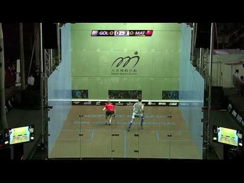 Squash : Hong Kong Open 2013 - PSA Final Roundup