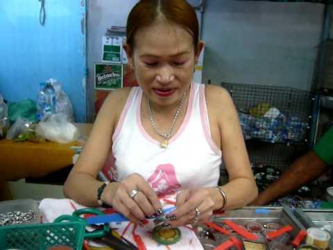 encasing a jutukam amulet