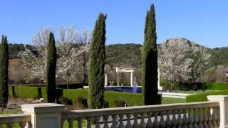 BEAUTIFUL SPRING GARDENS - FERRARI CARANO WINERY - ERNESTO CORTAZAR - FOR A SECOND OF YOUR LOVE