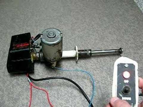 Volvo    Power Trim Unit  YouTube