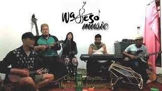 Menunggu Kamu - Anji (cover) Versi Keroncong By WASESO MUSIK BUMIJAWA TEGAL