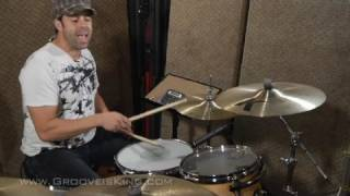 HOW TO PLAY DRUMS - DRUM LESSONS ONLINE - Free Beginner Drum Lessons