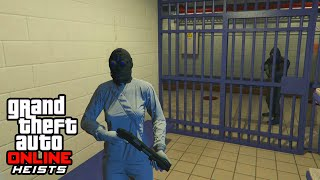 GTA 5 SECRET LOCATIONS - PRISION JAIL CELLS & POLICE STATION! (GTA 5 Online)