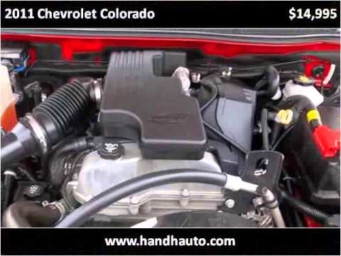 2011 Chevrolet Colorado Used Cars Mount Airy NC