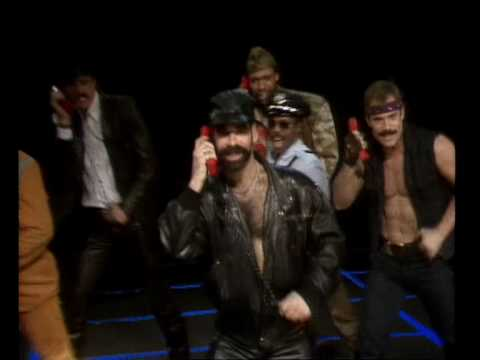 Village People - Sex Over The Phone OFFICIAL Music Video 1985 thumbnail