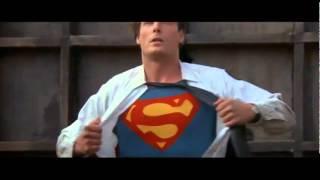 Superman III Escena derrotando la maldad.wmv