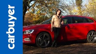 Volvo V60 Plug-in hybrid - Carbuyer