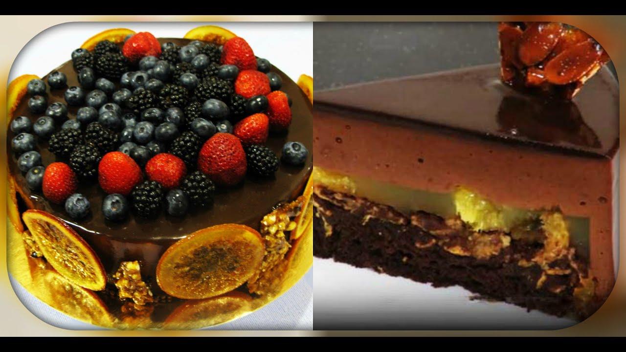 Как сделать муссовый торт рецепт