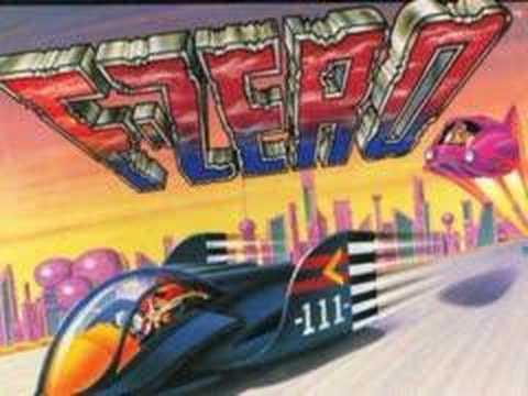 F-ZERO SOUNDTRACK 2 (MUTE CITY)
