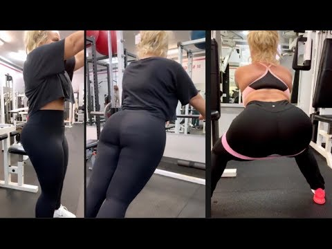 workouts for a big booty! thumbnail