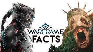 10 Warframe Facts You Probably Didn't Know