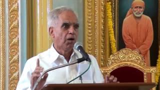 SAMARPAN # 16 JULY 2016: Talk by Shri H.J. Bhagia