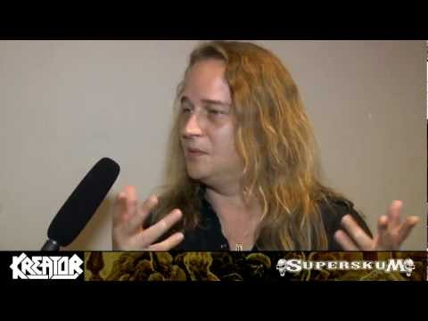 KREATOR Interview