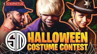 TSM Fortnite Chipotle BOOrito Halloween Costume Contest!
