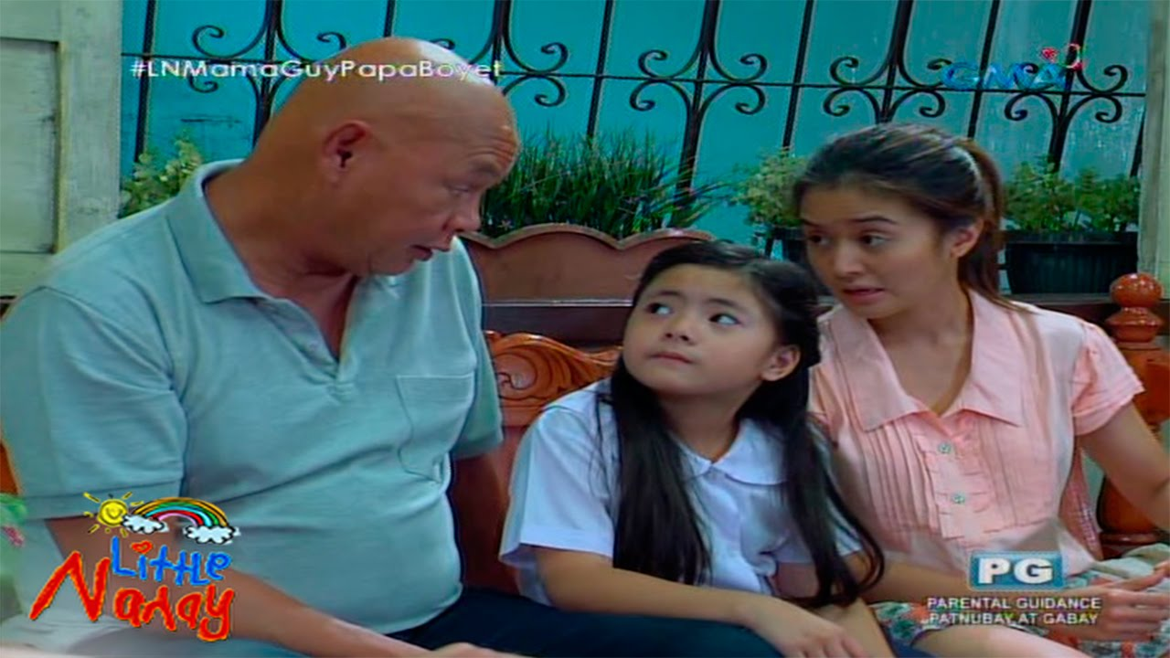Little Nanay: Interview preparations