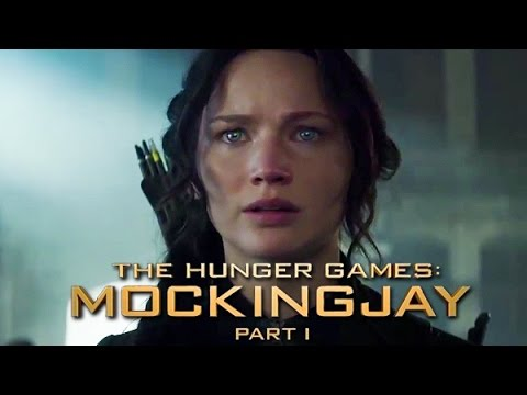 The Hunger Games: Mockingjay Part 1 - Official Teaser Review