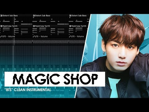 download lagu bts magic shop