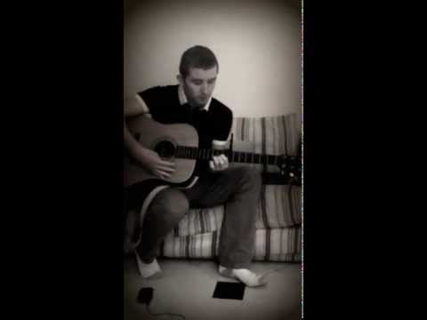 Don't wake me up - Chris Brown (Fergal O' Hanlon Cover)