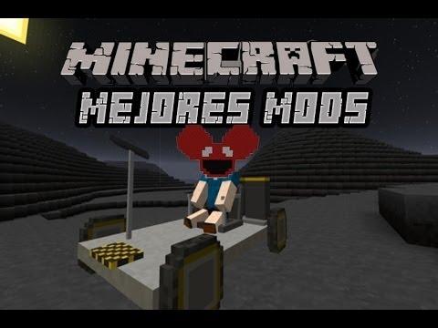 NUEVO - LOS MEJORES MODS PARA MINECRAFT 1.5.2 - 1.6.2 - 1.6.4 - 2014