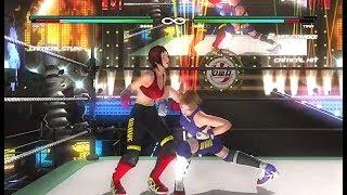 DOA -  Sambo & Mixed Martial Arts vs Muay Thai & Westling