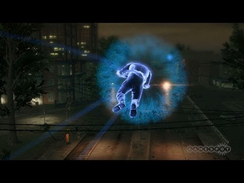 Abilities and Weapons - Saints Row 4 - E3 2013 Gameplay