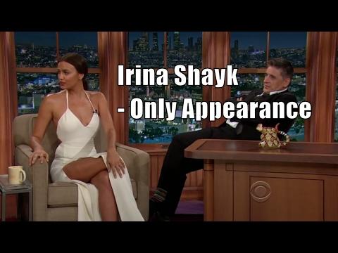 Irina Shayk - Brings The Glamour - Only Appearance [HD] thumbnail
