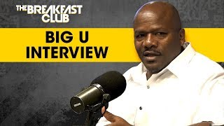 Ex-Crips Leader Turned Activist Big U Talks Community, Nipsey Hussle + YG Union + More