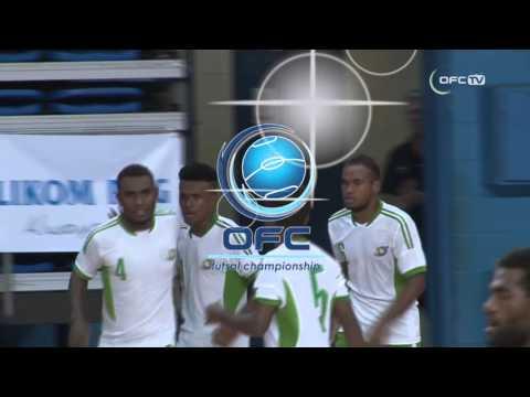 2016 OFC FUTSAL CHAMPIONSHIP   NEW CALEDONIA vs SOLOMON ISLANDS