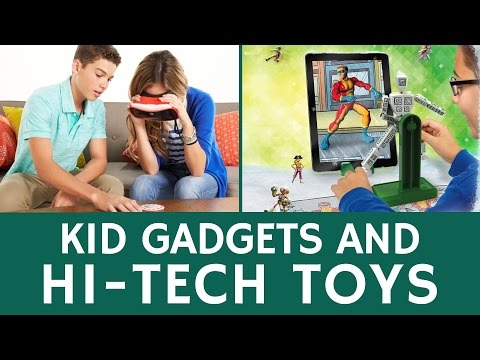 25 High-Tech Toys for Kids and Best Educational Gadgets