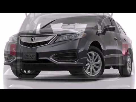 2016 Acura RDX Video