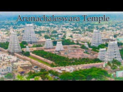 The Arunachaleswara temple // day2 part-2  || Ramana maharshi asram #INNOVA CRYSTA #TELUGUVLOGS