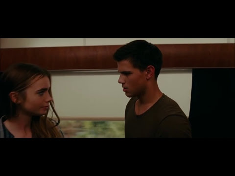 Abduction - Full Kissing Scene (Taylor Lautner & Lily Collins)
