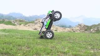 1:8 American big foot off-road monster off-road four-wheel drive big foot model high-speed car
