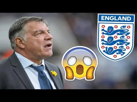 WTF SAM ALLARDYCE THE NEW ENGLAND MANAGER!! - RANT & MY REACTION!
