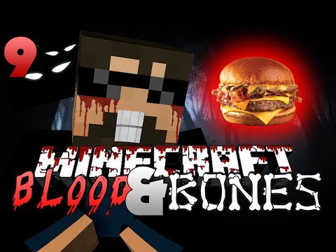Minecraft FTB Blood and Bones 9 - Cooking with SSundee (Minecraft Mod Survival FTB)