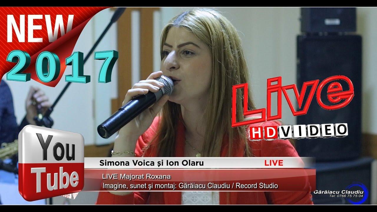 Simona Voica si Ion Olaru  - Tot iubitul are-un dar | Ma usuca din picioare | Majorat Roxana | SARBA