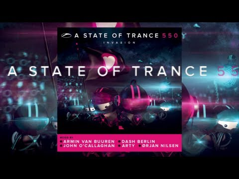 ASOT 550 CD3 – Mixed By John O'Callaghan