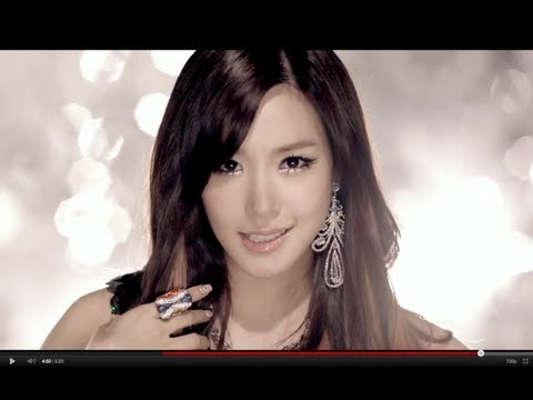 "SNSD ""The Boys"" Tiffany Inspired Makeup ♥ 소녀시대 티파니 메이크업 