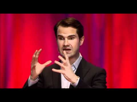 Jimmy Carr - Cricket and the Paralympics