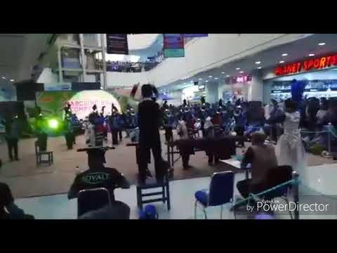 MB Gema Simphony Pratama Langsa - Plaza Medan Fair Marching Band Competition 2017 (Konser)
