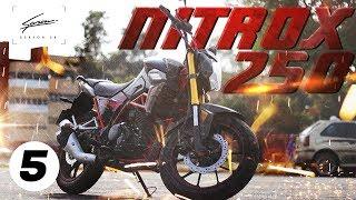 NUEVA NITROX 250 / REVIEW A FONDO